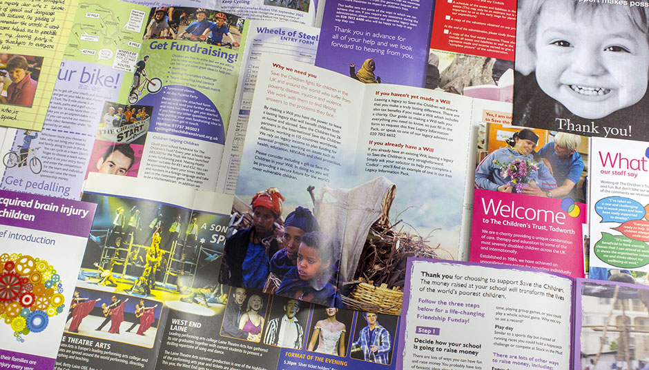 Cost effective leaflets
