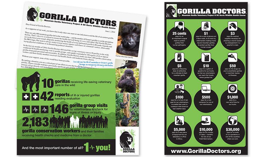 Gorilla Doctors Raising Awareness